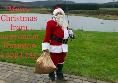 Merry Christmas from everyone at Thrunton Long Crag