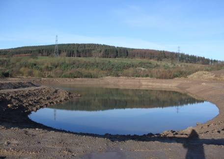 Coe Crag Lake