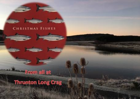 Merry Christmas and a Happy New Year from all at Thrunton Long Crag