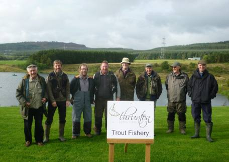 The Castaways Fishing Club who enjoyed another friendly competition at Thrunton this week